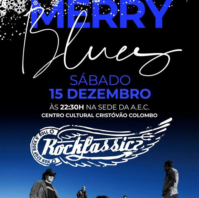 Merry Blues 2018
