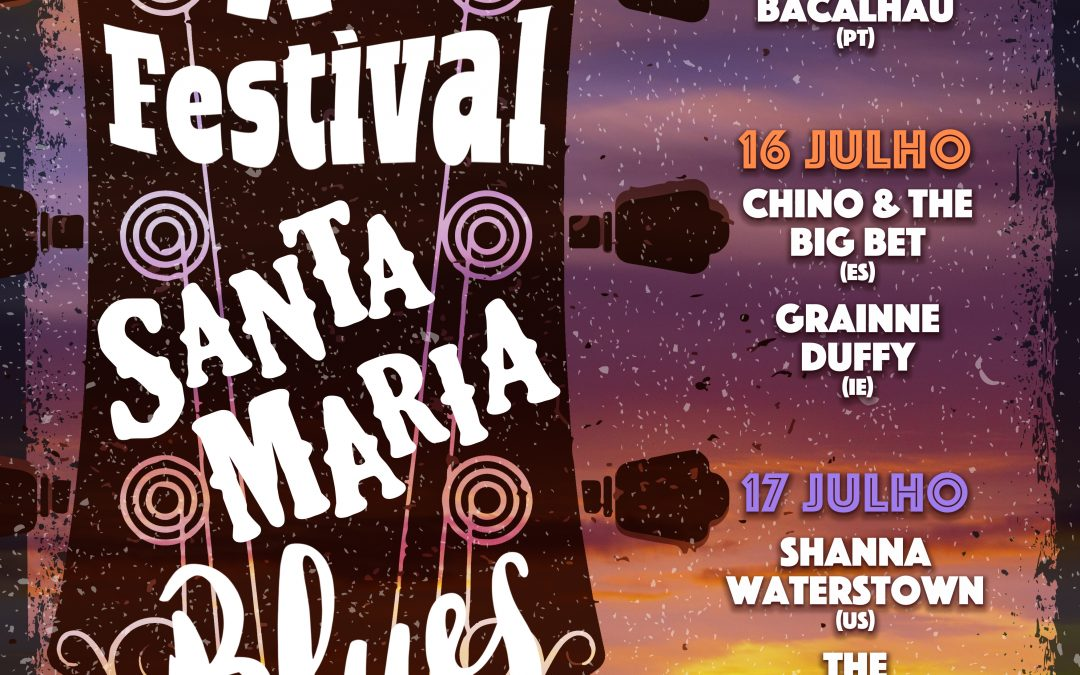 XVII Santa Maria Blues